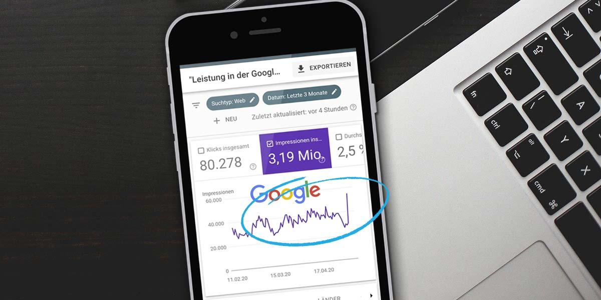 Mise à jour de l'algorithme de Google : comment les classements de référencement changent en 4 jours - Exemple et meilleure pratique