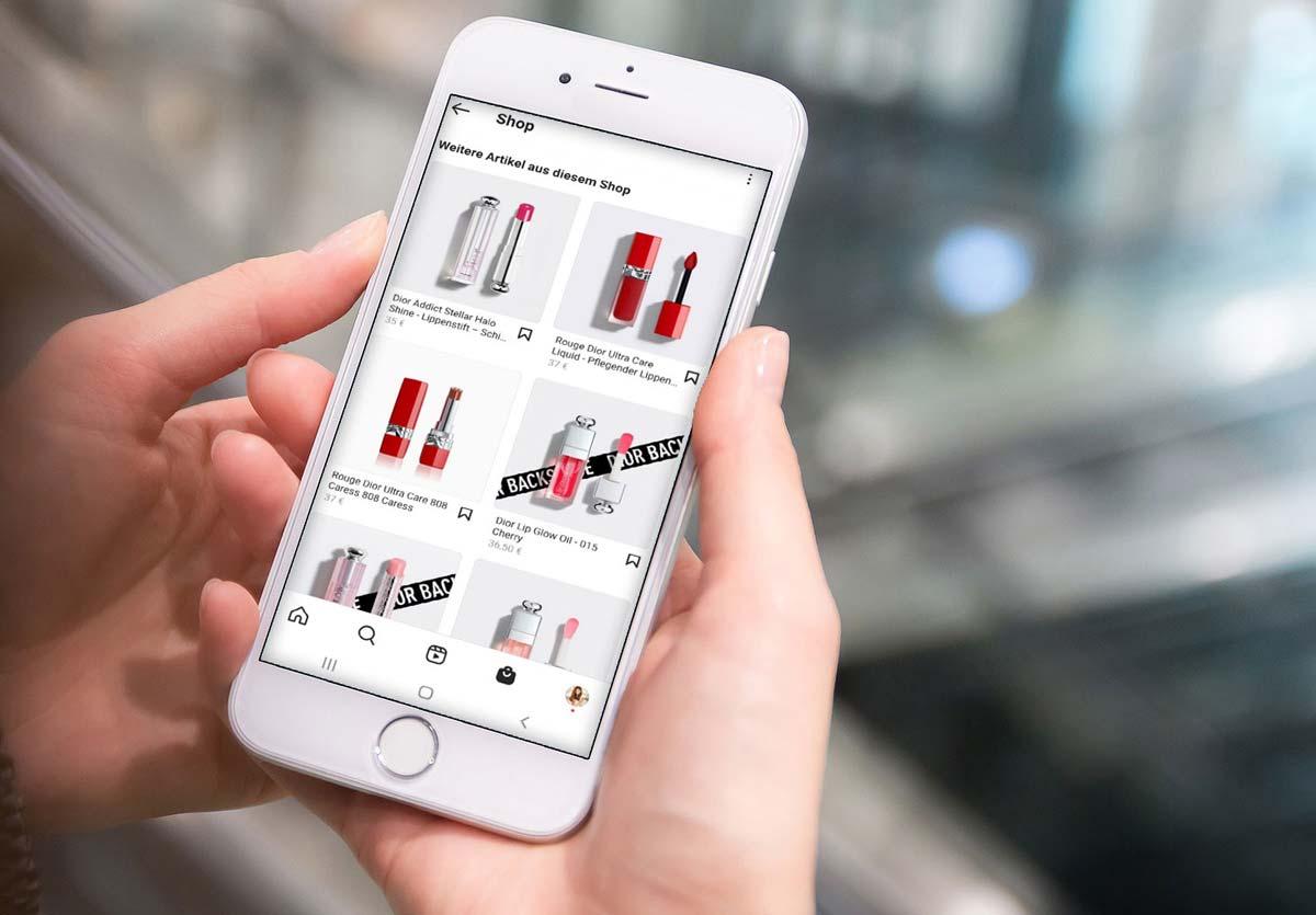 Shopping sur Instagram : conditions, instructions, coûts et astuces - Vendre sur Insta