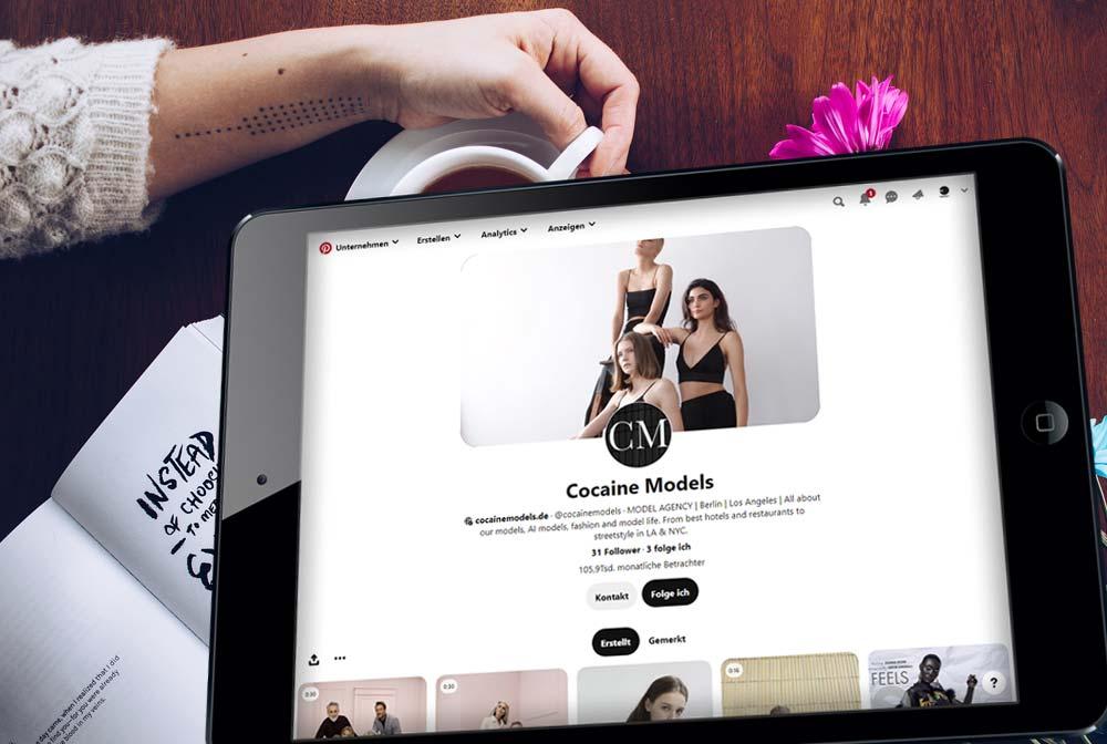Stratégie de marketing sur Pinterest : portée organique - 100 000 impressions / mois, gratuit !