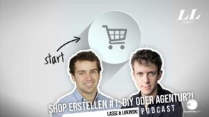 Créer une boutique en ligne #1 : bricolage ou agence coûteuse ? ! - Podcast sur le marketing